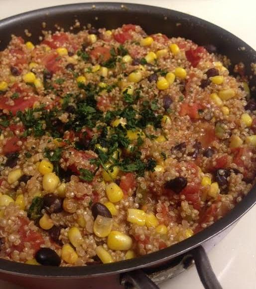 easy mexican quinoa5