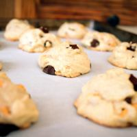 Dark Chocolate chunk and Butterscotch Cookies + Photoshoot